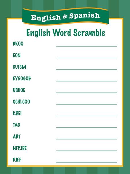 English_WordScramble