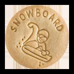 Snowboard sm