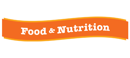 food nutrition banner