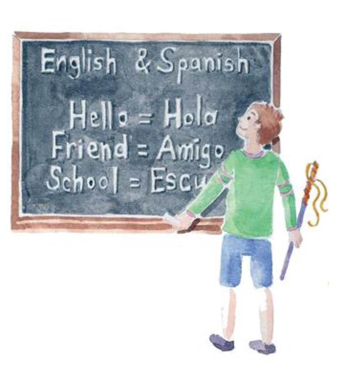 English Spanish 3D 2018