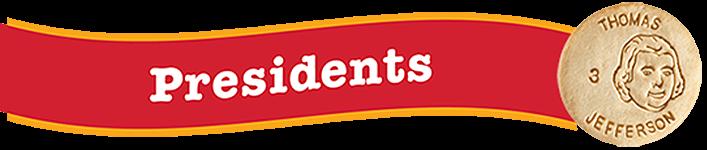 Presidents Banner