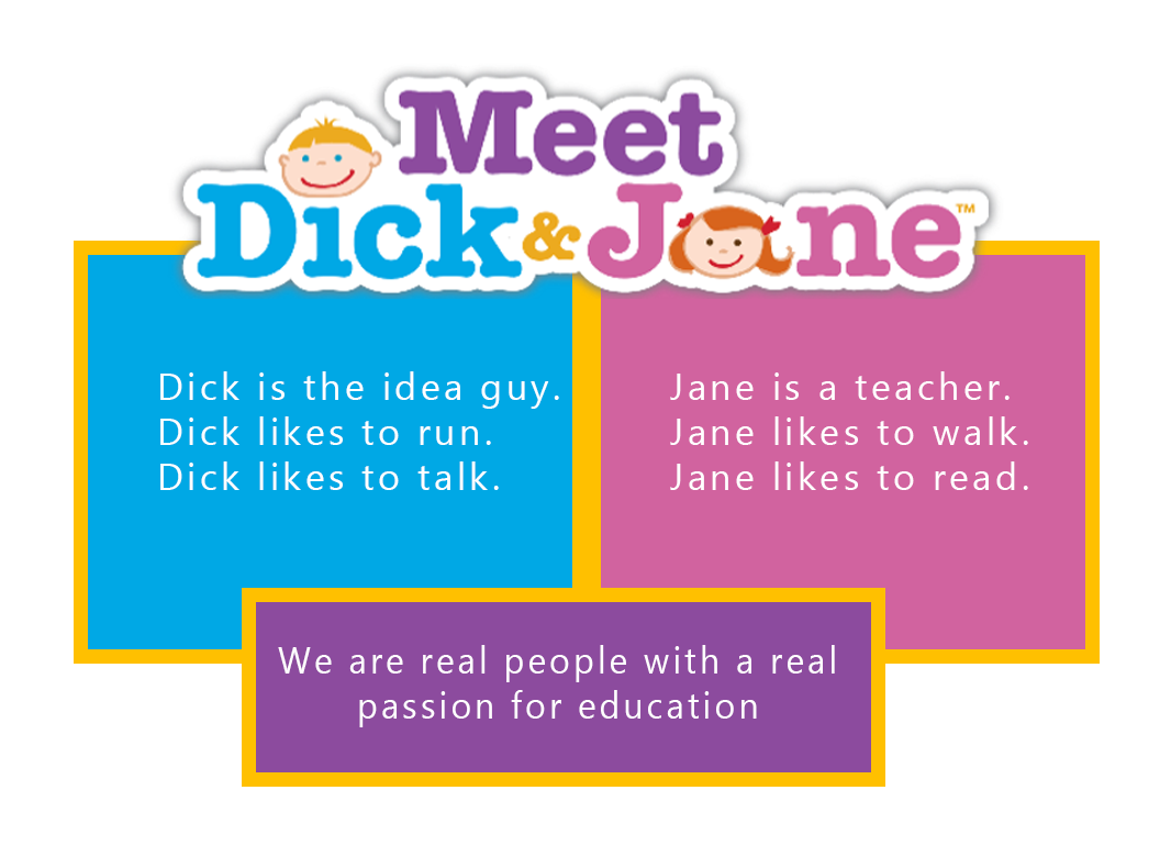 meet dick jane new