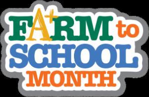 Celebrate Farm to School Month
