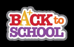 Celebrate Back to School