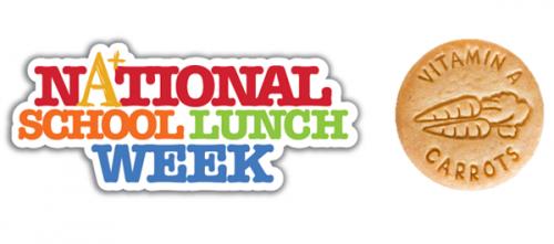 Nation School Lunch Week